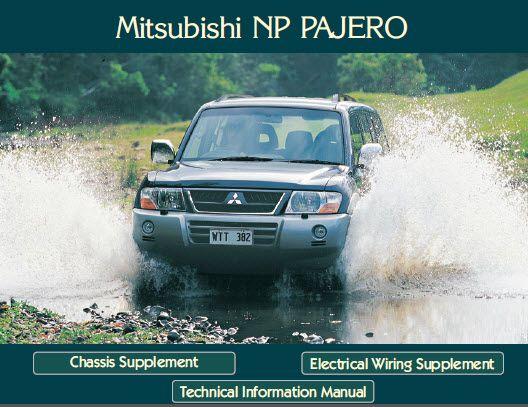 mitsubishi pajero 2002 workshop service repair manual fuel rh pinterest co uk mitsubishi pajero nm service manual Mitsubishi Lancer