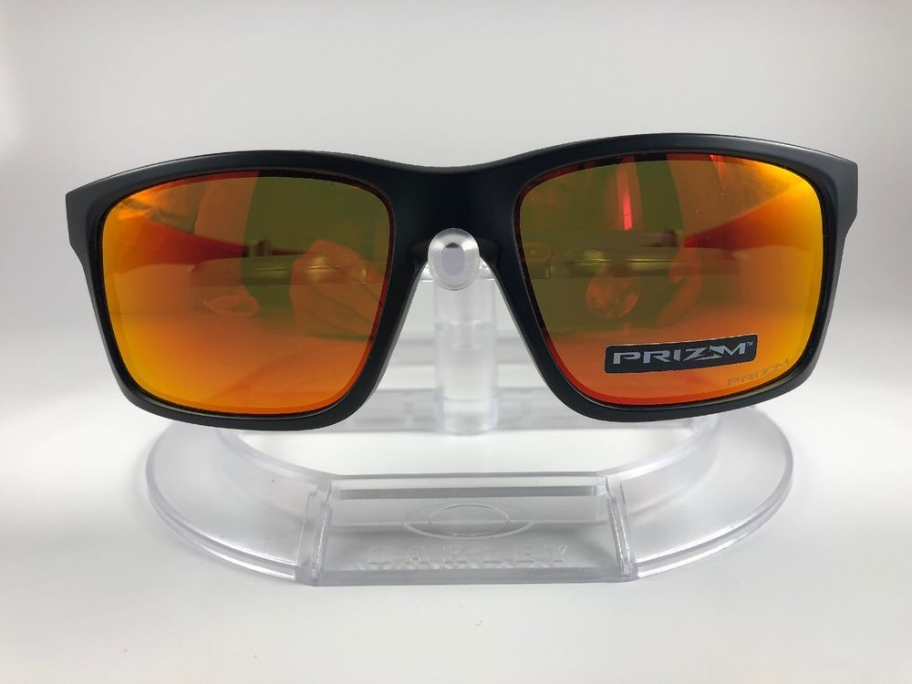 644410398c New Oakley Mainlink Ruby Fade Sunglasses w  Prizm Ruby Lenses OO9264-2657   fashion  clothing  shoes  accessories  mensaccessories ...