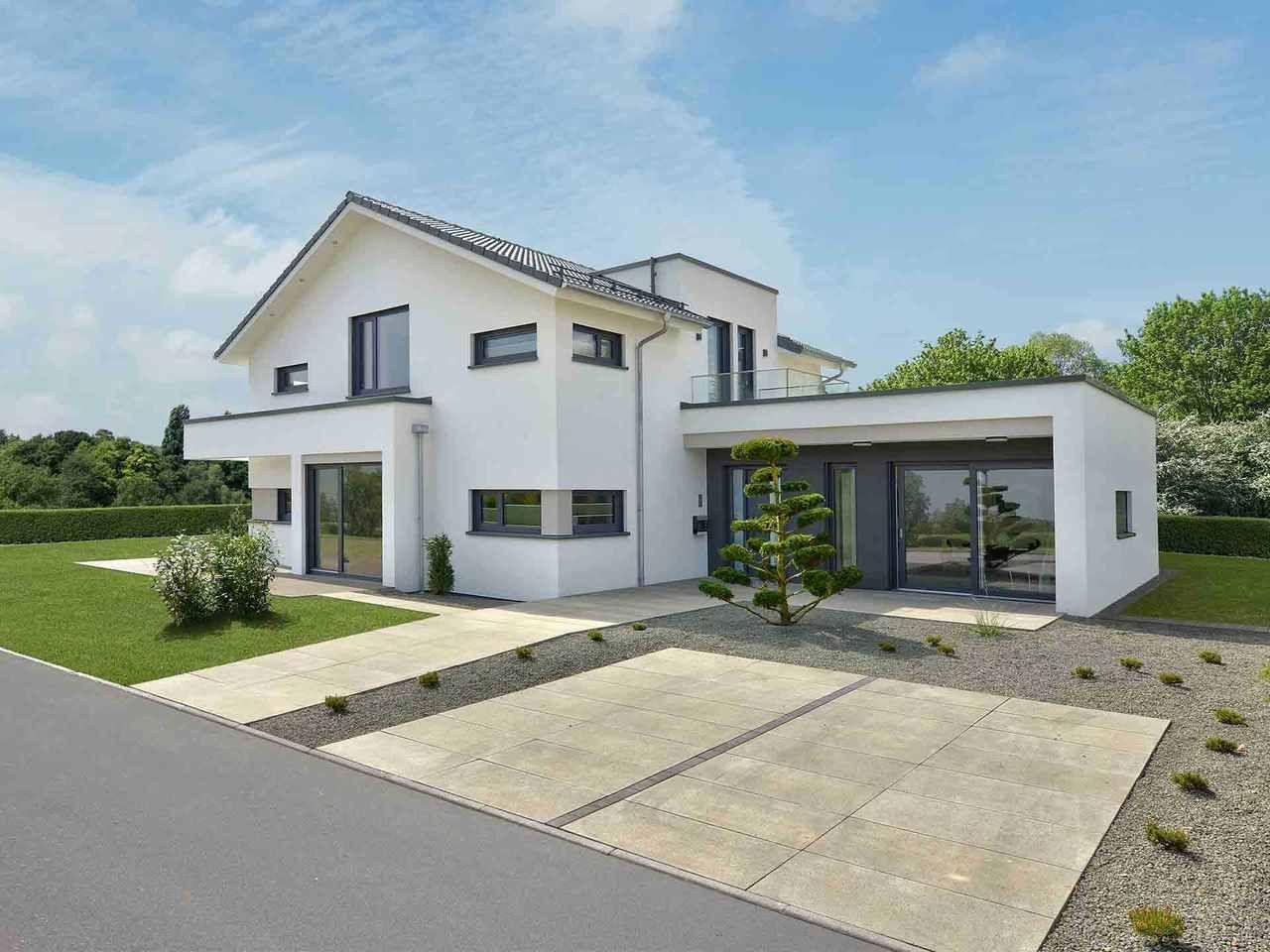 Musterhaus CONCEPTM 166 Erfurt in 2020 Musterhaus, Haus