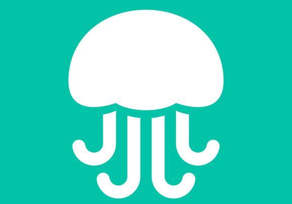Jelly #app #logo #design