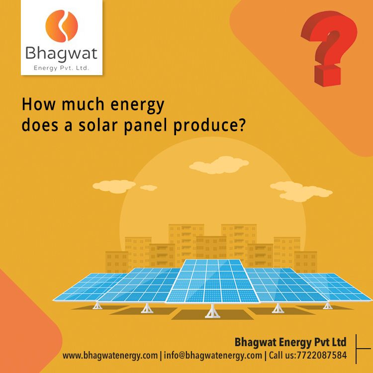 How Much Electricity Do 1kw Solar Panels Produce Solar Solar Panels Solar Power Plant