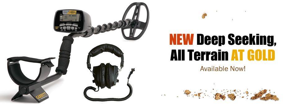 GARRETT AT GOLD inklusive Kopfhörer und 13,5x21 Doppel D Suchspule bei www.nuggets.at im OnlineShop immer auf Lager und sofort lieferbar !
