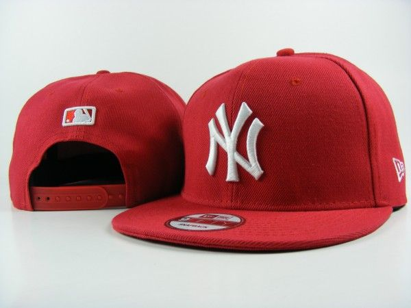 de2615ef324 New Era MLB New York Yankees Caps All Red 3720