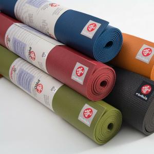 Jade Yoga Mat Vs Lululemon Reviews Which Will Work Best For You Lululemonyogamat Bestyogamat Yogamatrevi Beautiful Yoga Mats Yoga Mat Reviews Manduka Mat