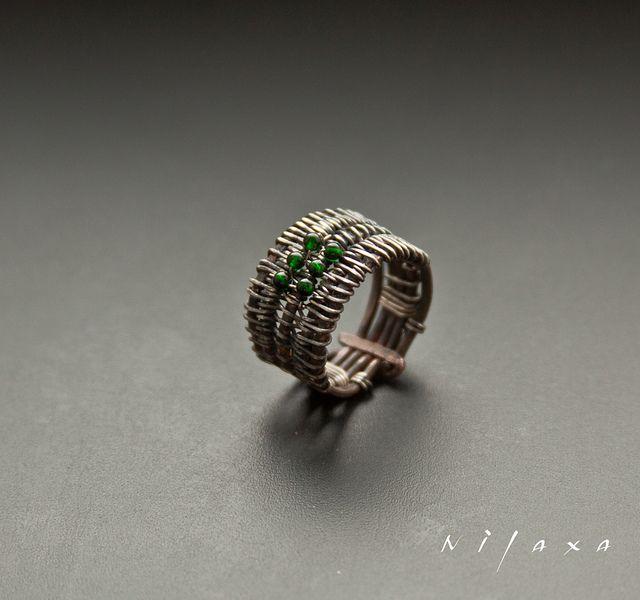 Кольцо Лесной царь / Ring Wood tsar   Flickr - Photo Sharing!