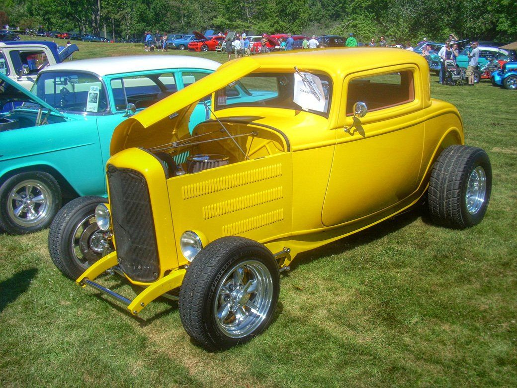 custom hot rod designs | BangShift.com Cars Of Summer Car Show ...