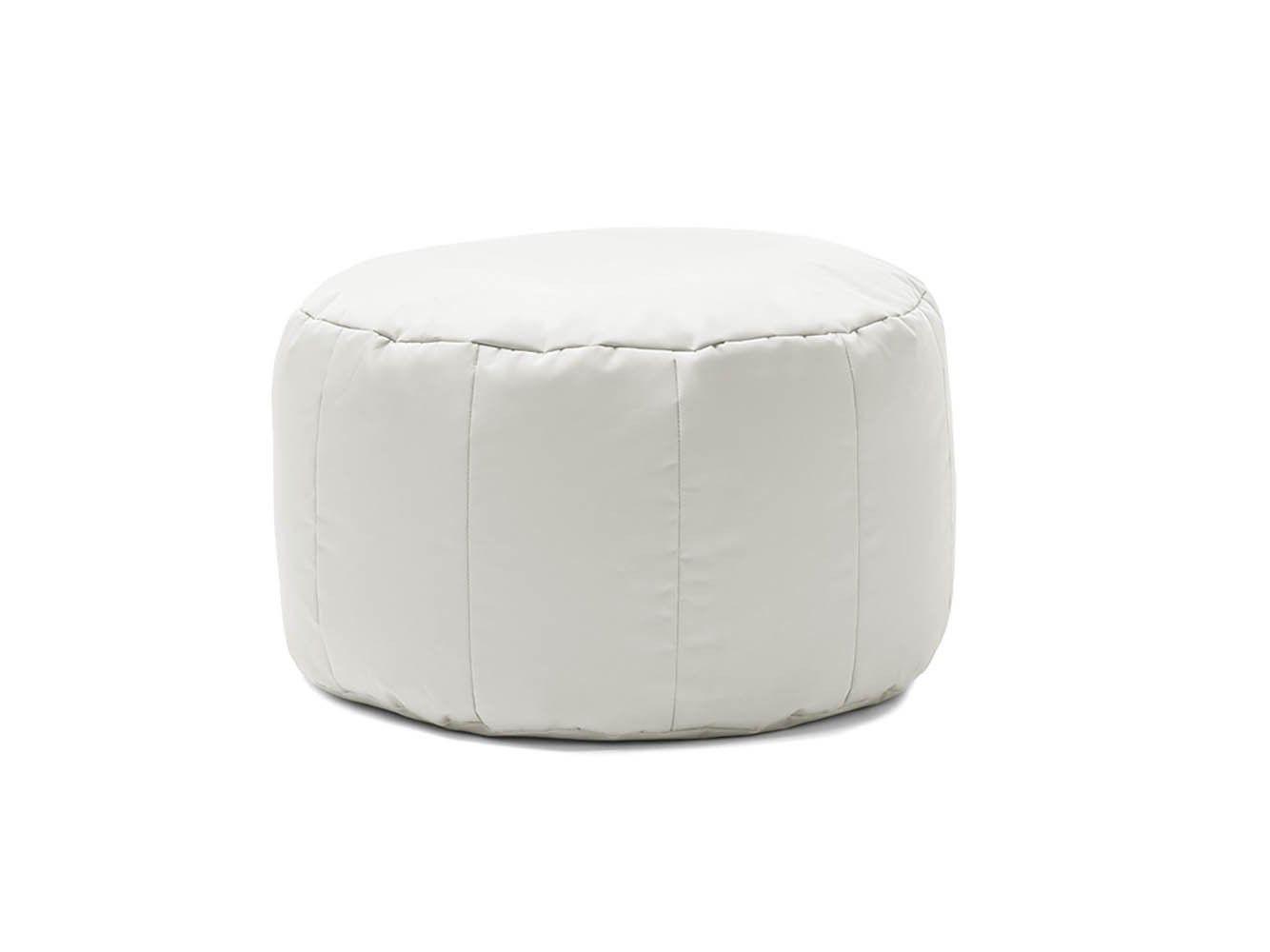 Sitting Bull Sitzsack Shell Hocker Grau | Sitzsack Outdoor | Sitzsack  Wohnzimmer Der Multifunktionale Sitzsack Ist
