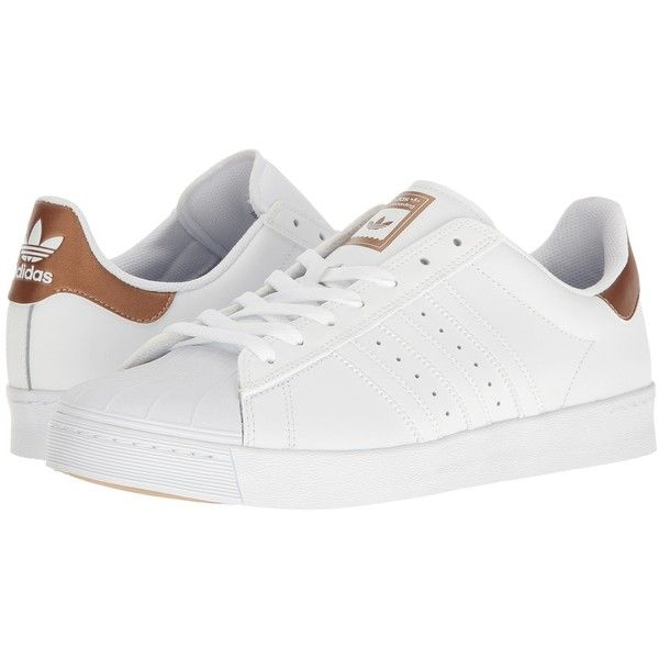 Adidas Superstar Shoe ($80) ❤ liked on Polyvore featuring