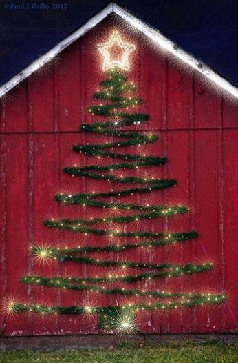 88 Cheap but Stunning Outdoor Christmas Decorations Ideas
