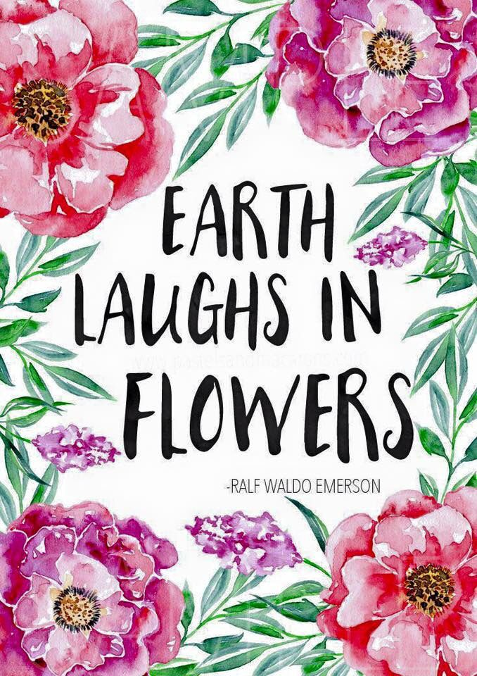 Earth laughs in flowers spring comes alive pinterest earth earth laughs in flowers spring comes alive pinterest earth spring quotes and quotation mightylinksfo