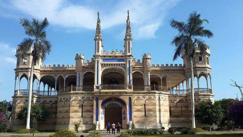 Castillo Hipólito Unanue  Lima  Cañete  Perú