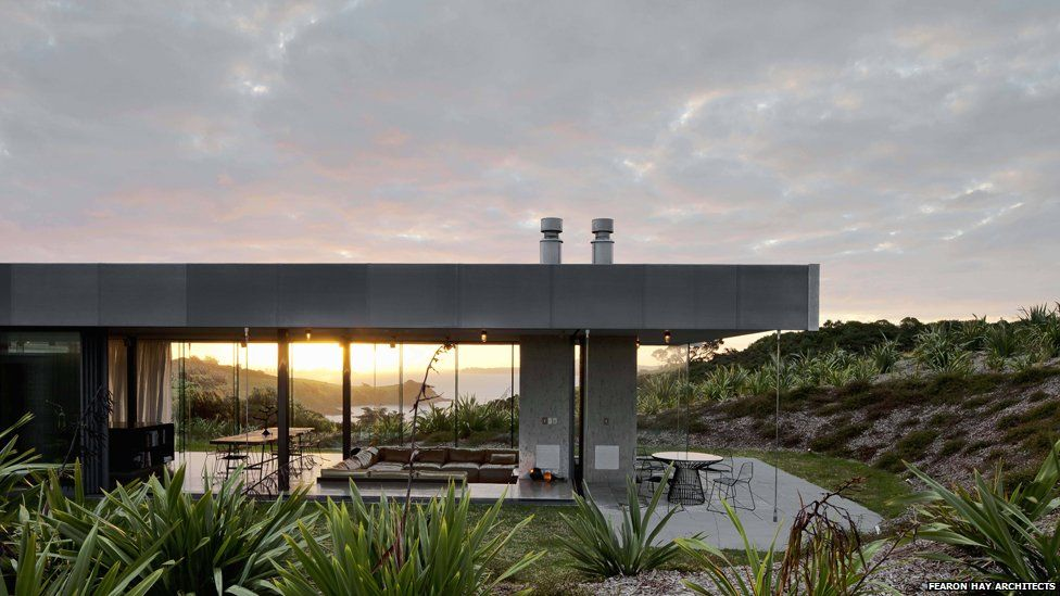 Island Retreat Matiatia Bay on Waiheke Island, New Zealand - In pictures: World Architecture Festival 2012 Awards