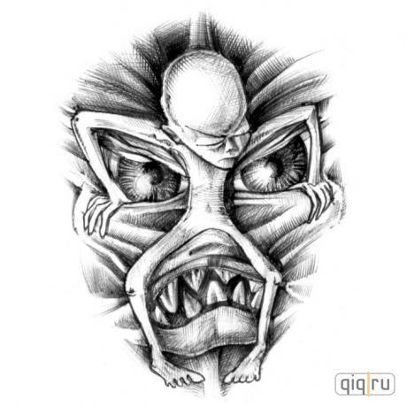 Лучшие татуировки эскизы 28