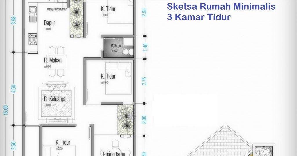 Desain Rumah Dengan Ukuran 7x12 - Desain Rumah