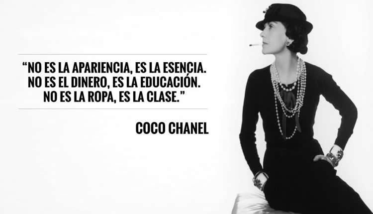Las 15 Mejores Frases De Coco Chanel Internesante Frases