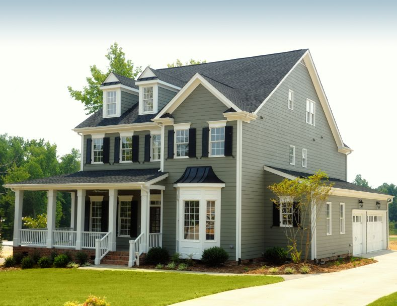 Exterior Painting House Exterior Color Schemes Gray House