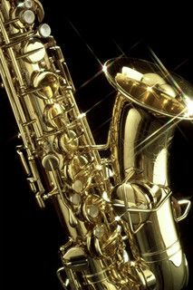 Saxophone Wallpaper by sithuseo, via Flickr