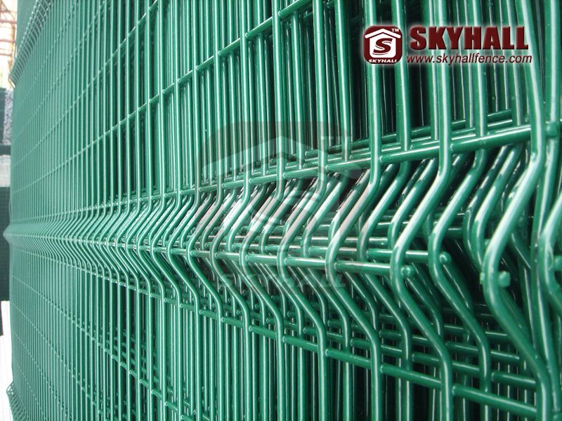 welded wire mesh fencing panels | fences | Pinterest | Wire mesh and ...
