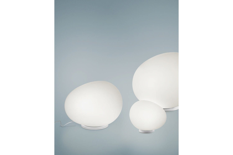 Gregg midi led table lamp by ludovica roberto palomba for
