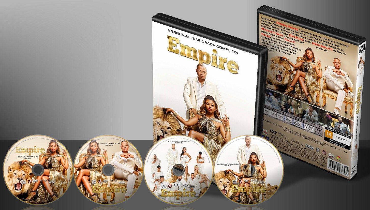 Empire - T02 (Completa) - Capa | VITRINE - Galeria De Capas - Designer Covers Custom | Capas & Labels Customizados