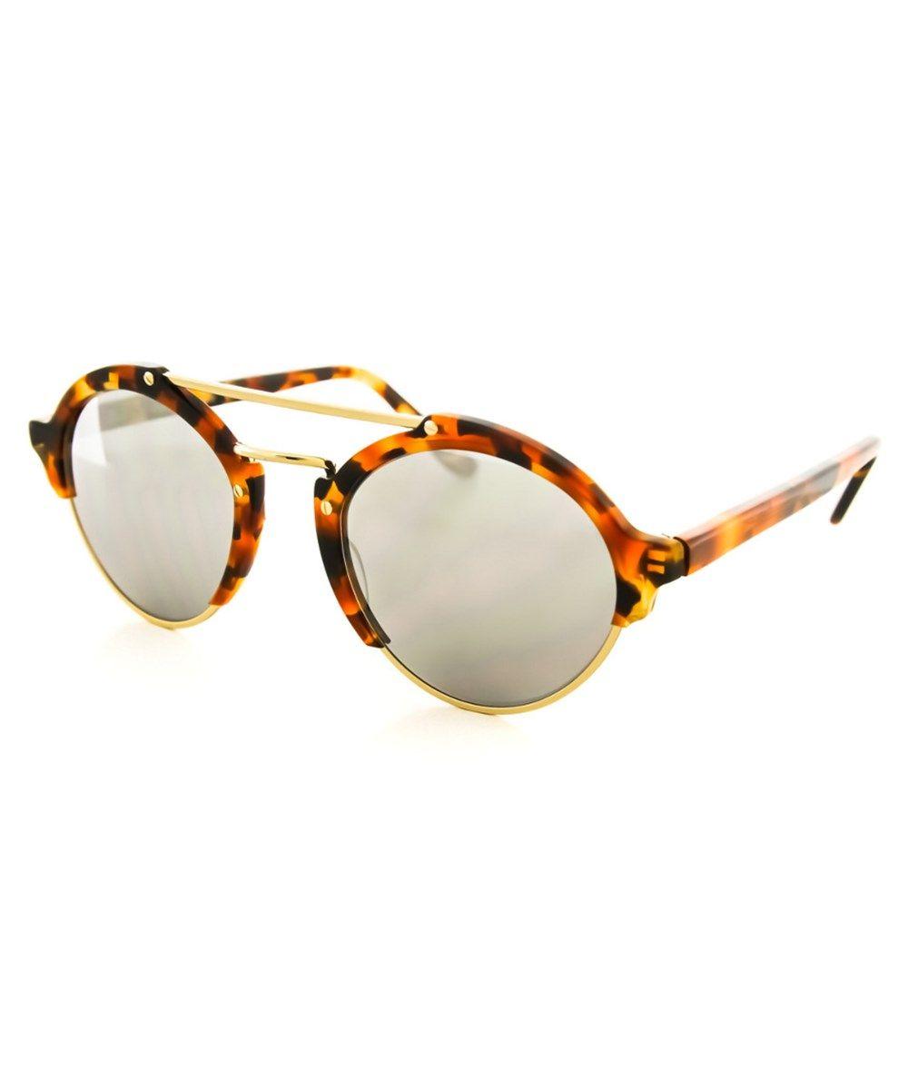 4edfd43918e ILLESTEVA Illesteva Unisex Milan Ii Sunglasses .  illesteva  sunglasses