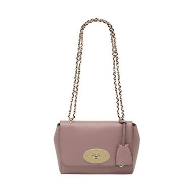 01a0bc9b1f Mulberry - Lily in Dark Blush Glossy Goat Leather - Amazing ...