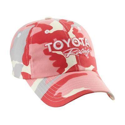 c7b99362d20d0 New toyota women s pink camo adult hat-cap