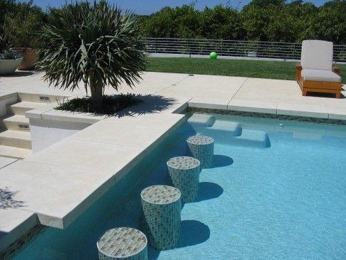 I don\'t have a pool but if I did, I\'d want one with counter ...