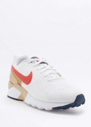 separation shoes b4359 6a0b5 Nike Air Pegasus 92 Red, Gold, and Blue Trainers 1