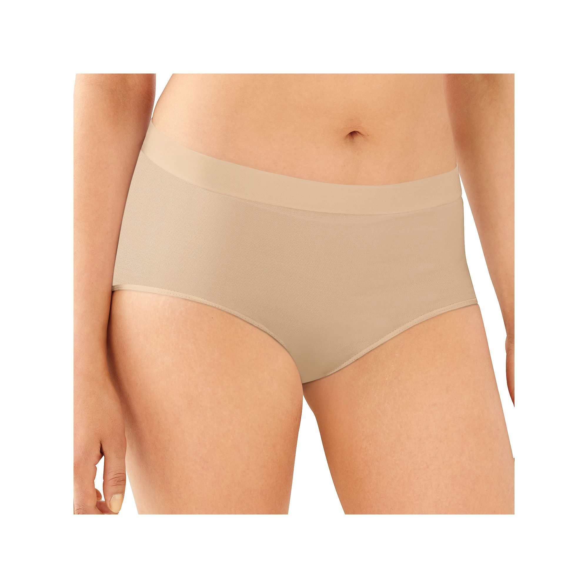 255e51a2b98 Bali One Smooth U All-Over Smoothing Brief 2361 - Women s