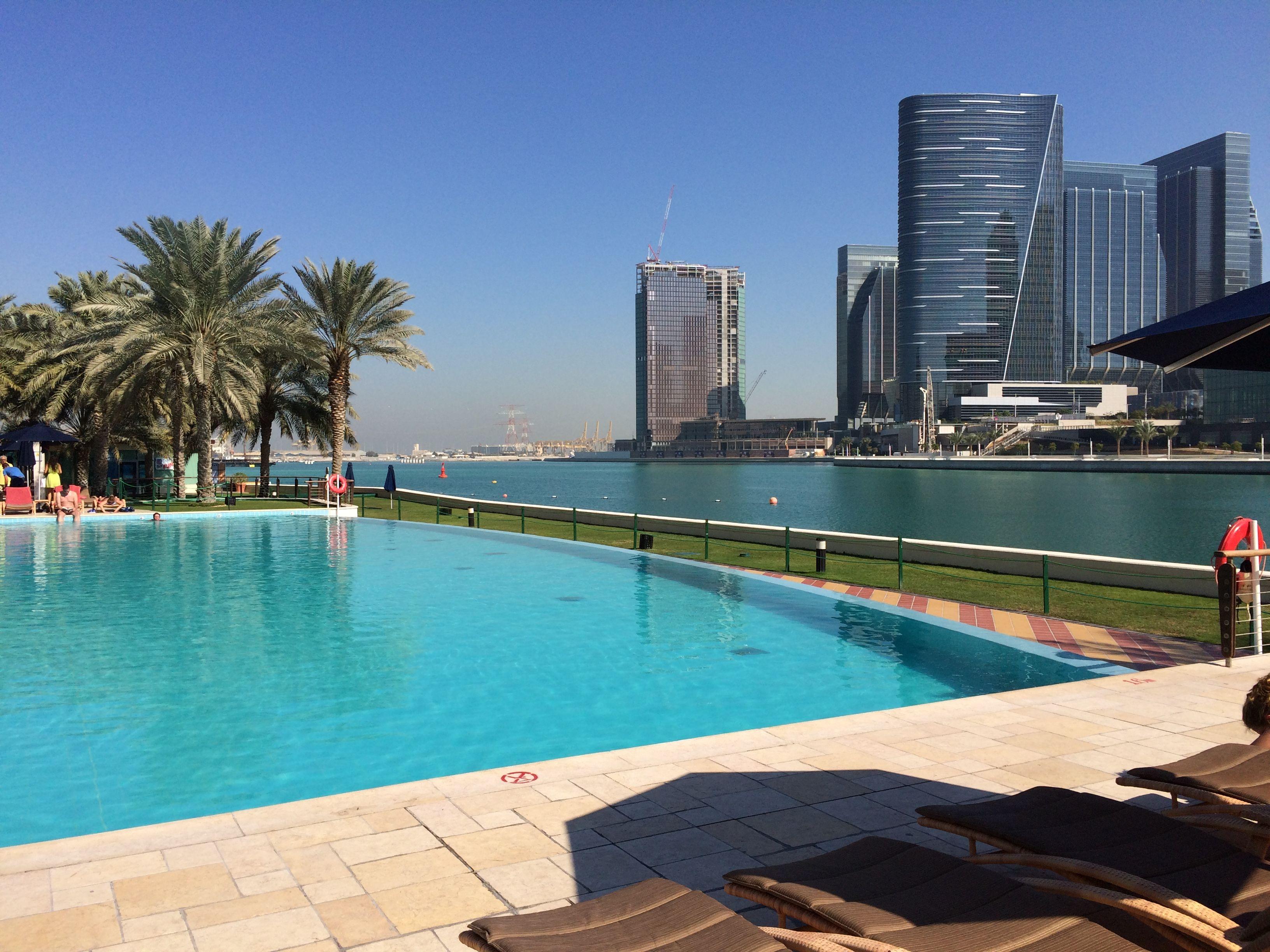 Beach Rotana Hotel In Abu Dhabi Pins Guests