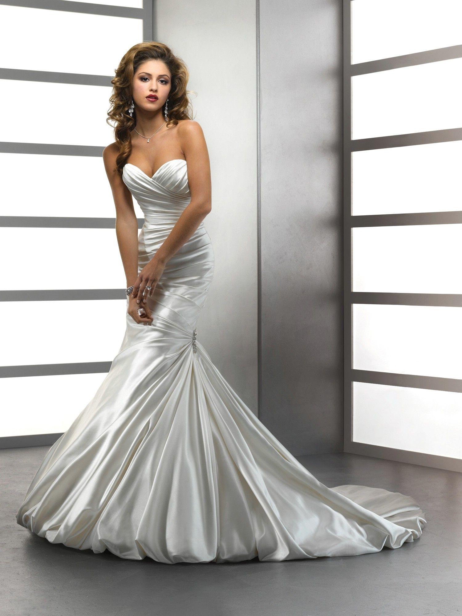 The perfect satin wedding dress sottero midgley wedding sottero midgley wedding dresses style kendall ombrellifo Choice Image