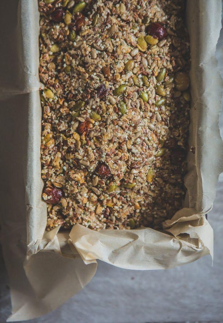 Gluten free seeded bread sue obryan recipe best