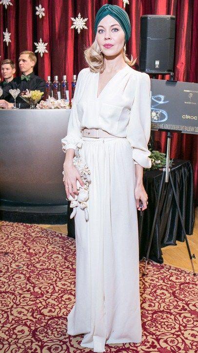 Ulyana Sergeenko Spring-Summer 2016, Haute Couture
