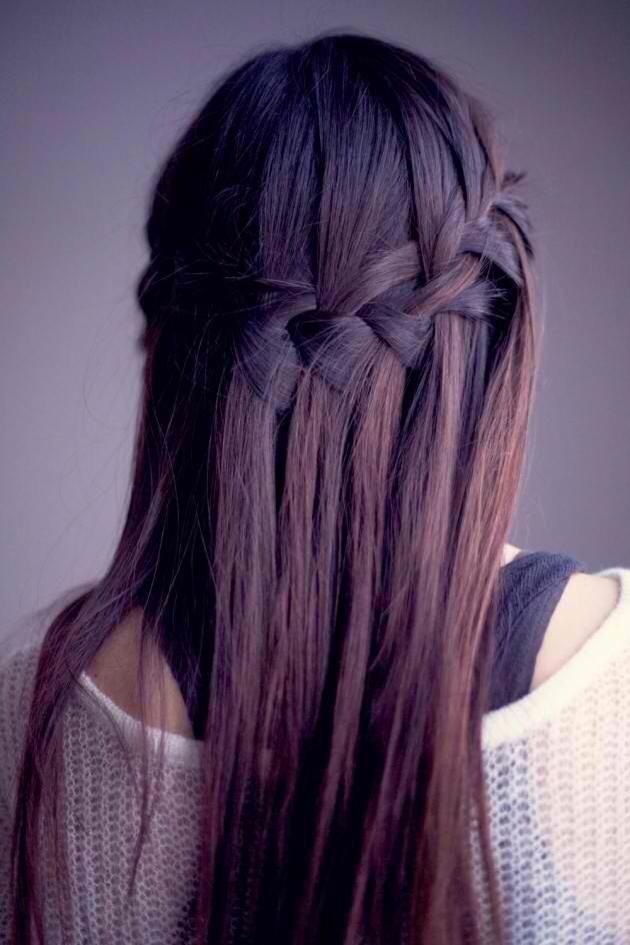 tresse Coloration cheveux, Cheveux et Coiffure