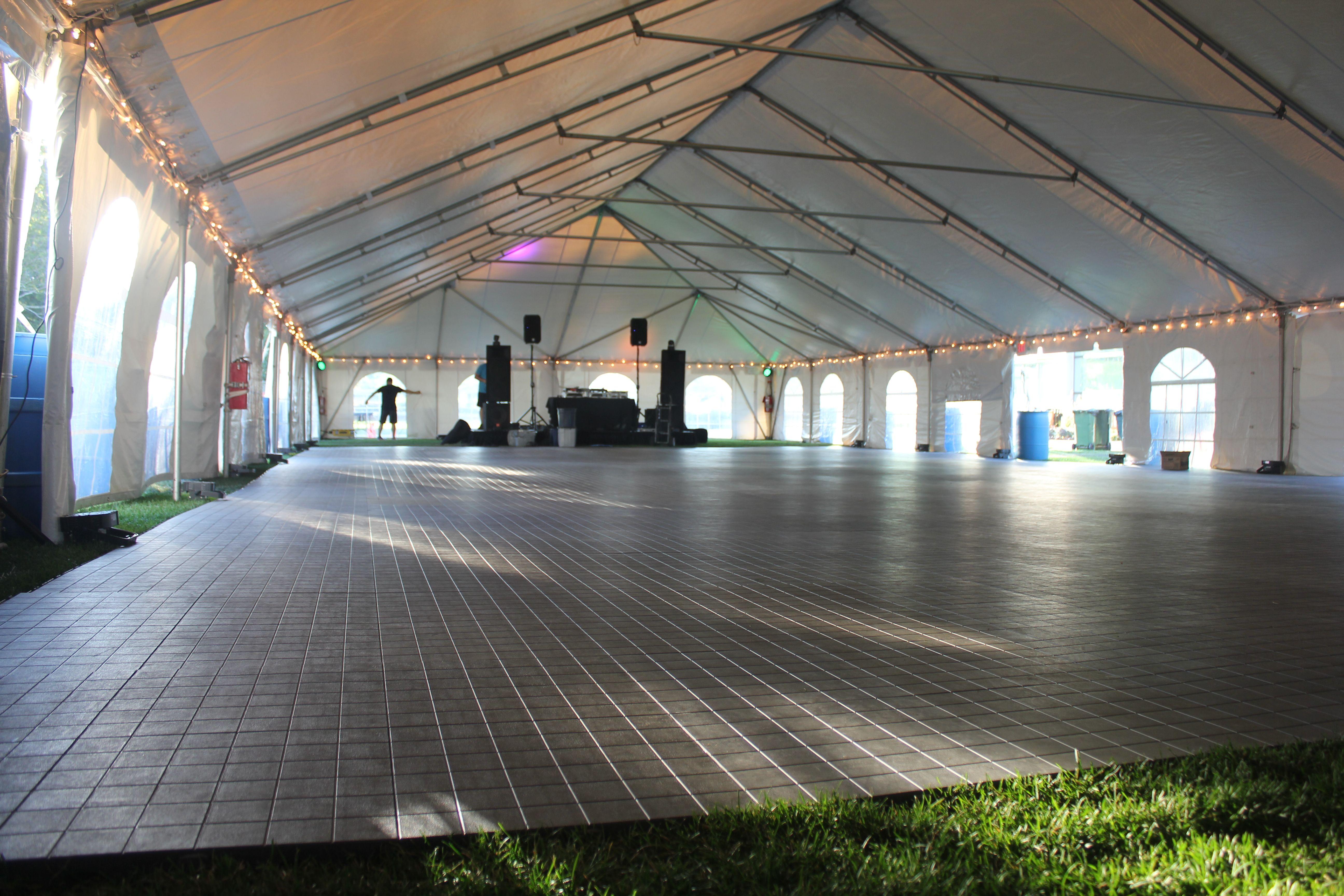 Grey Ikadan Flooring Outdoor Flooring Outdoor Tent