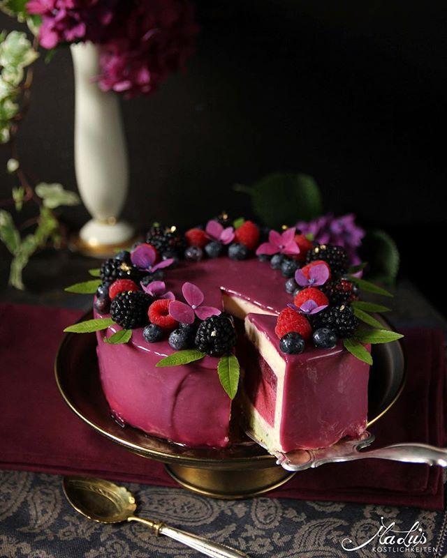 Tarta de naranja con base crujiente de chocolate y glaseado brillante – Maren Lubbe – Delicias deliciosas
