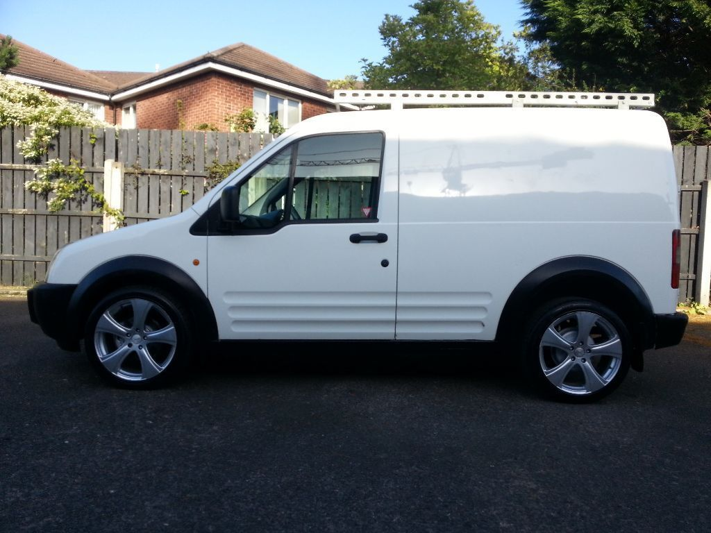 1995 super clean ford transit connect diesel van 18 inch alloy wheels roof rack van car. Black Bedroom Furniture Sets. Home Design Ideas