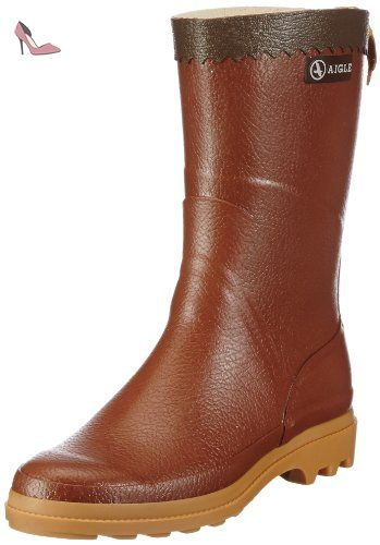 Orzac - Chaussure dequitation - Femme - Marron (Dark Brown) - 36 EU (3.5 UK)Aigle vUnKyDVGf