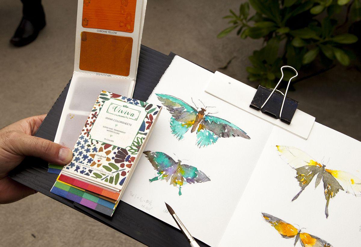 Art Materials Entrepreneur Aditya Vadgaonkar Reached Out A Few