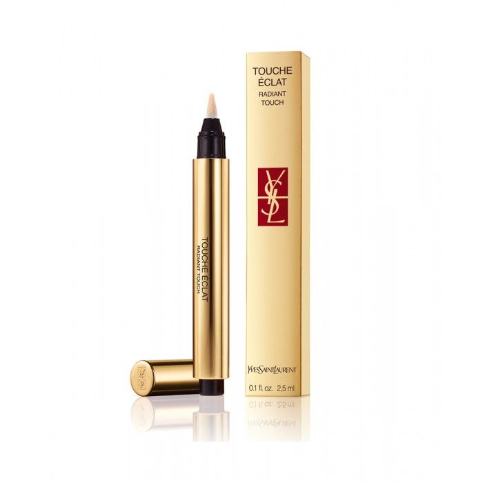 Ysl Touche Eclat Mascara Radiant Touch Review Ysl Beauty Ysl Makeup Touche Eclat