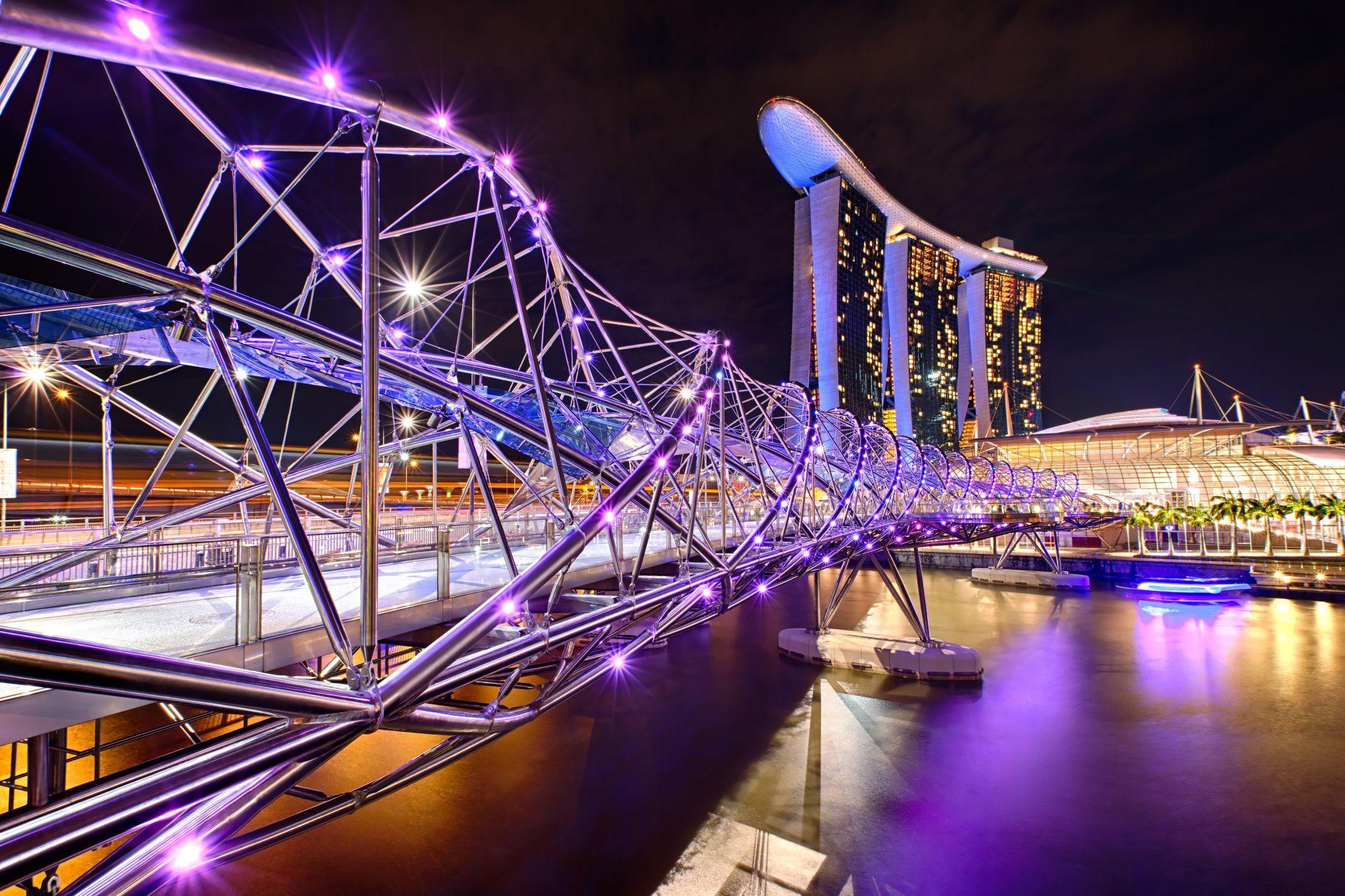 As pontes urbanas mais incríveis do mundo