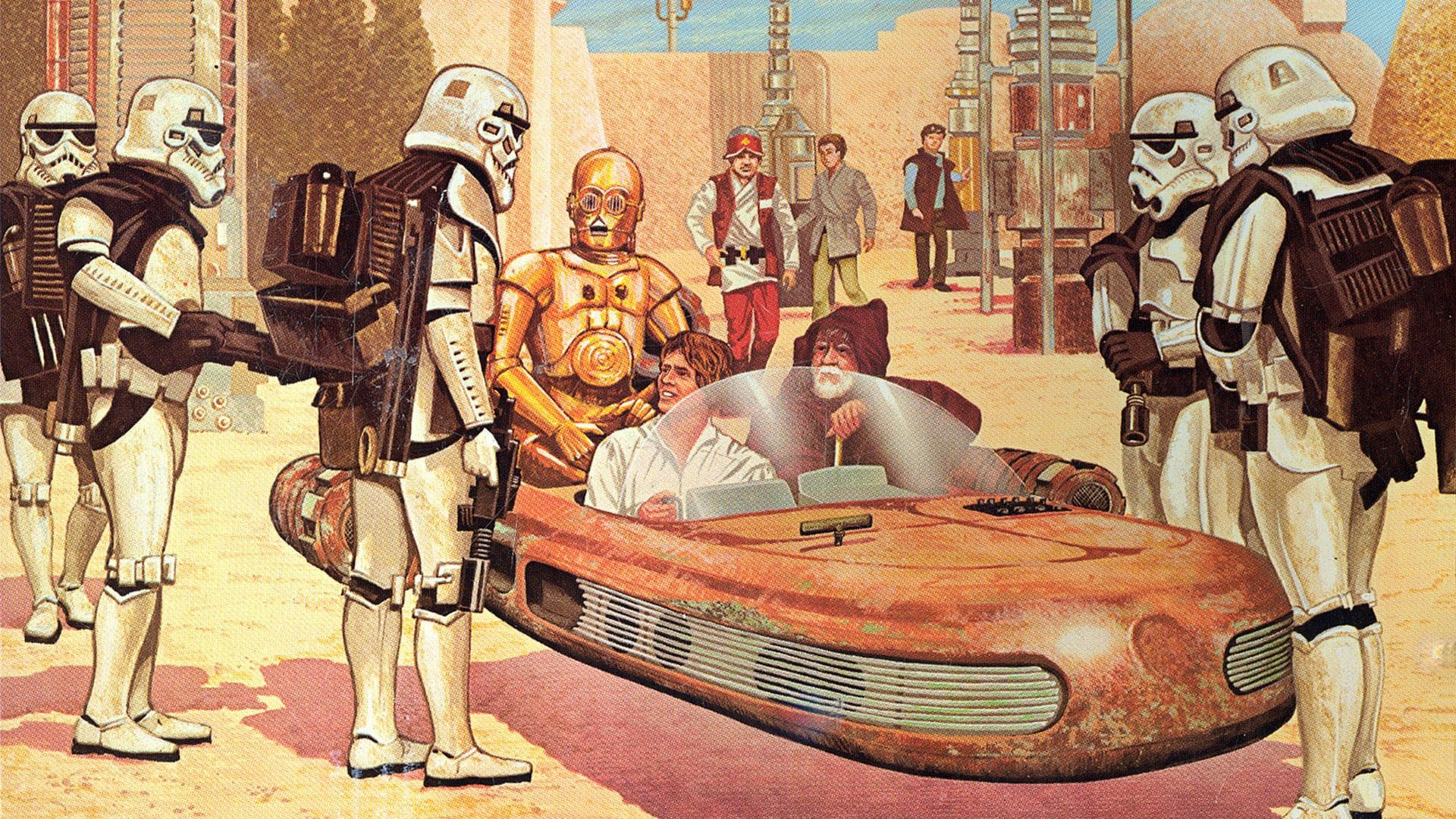 Watch Et Nyt Hab 1977 Putlocker Film Complet Streaming Imperiet Hersker Over Galaksen Og Jedi Ordenen Synes Star Wars Wallpaper Star Wars Episode Iv Star Wars
