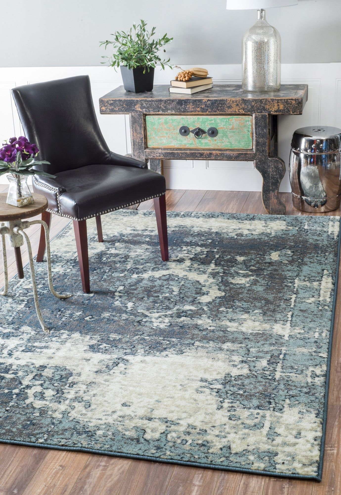 NuLOOM Vintage Lindsy Gray Area Rug Reviews