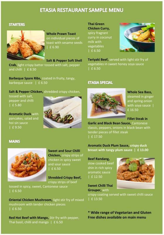 Restaurant Menu Sample Check more at