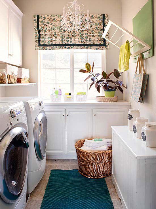 waschk che einrichten gestalten kreative ideen praktische tipps t f rmige raumgestaltung weit. Black Bedroom Furniture Sets. Home Design Ideas