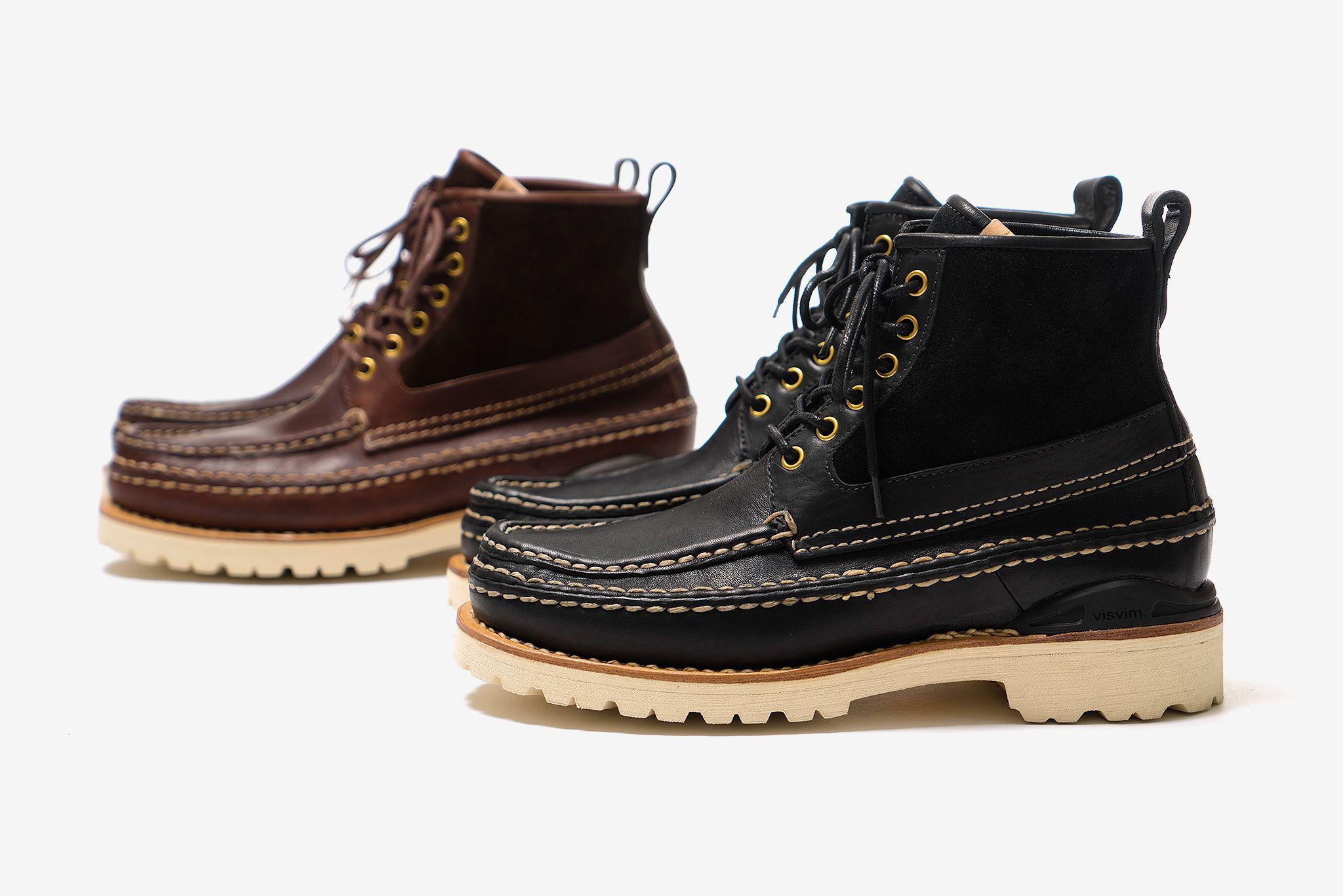 visvim® Grizzly Boots Mid Folk   #visvim #HAVENSHOP   Boots