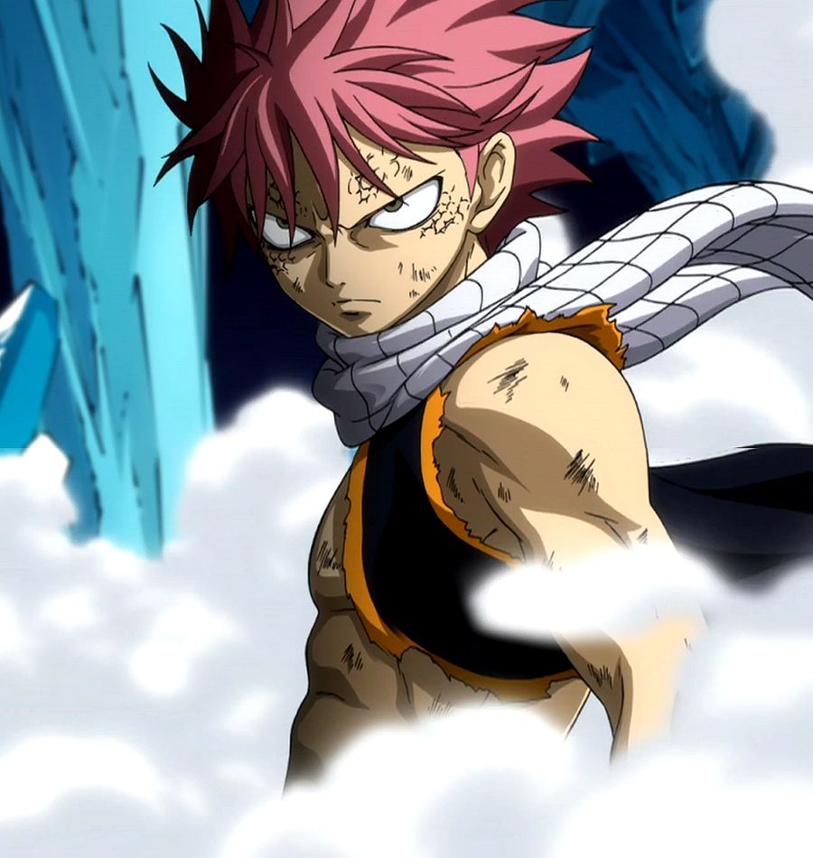 Natsu Achieves Dragon Force Freaking Awesome And Scary At The Same Time Anime Fairy Tail Art Fairy Tail Manga