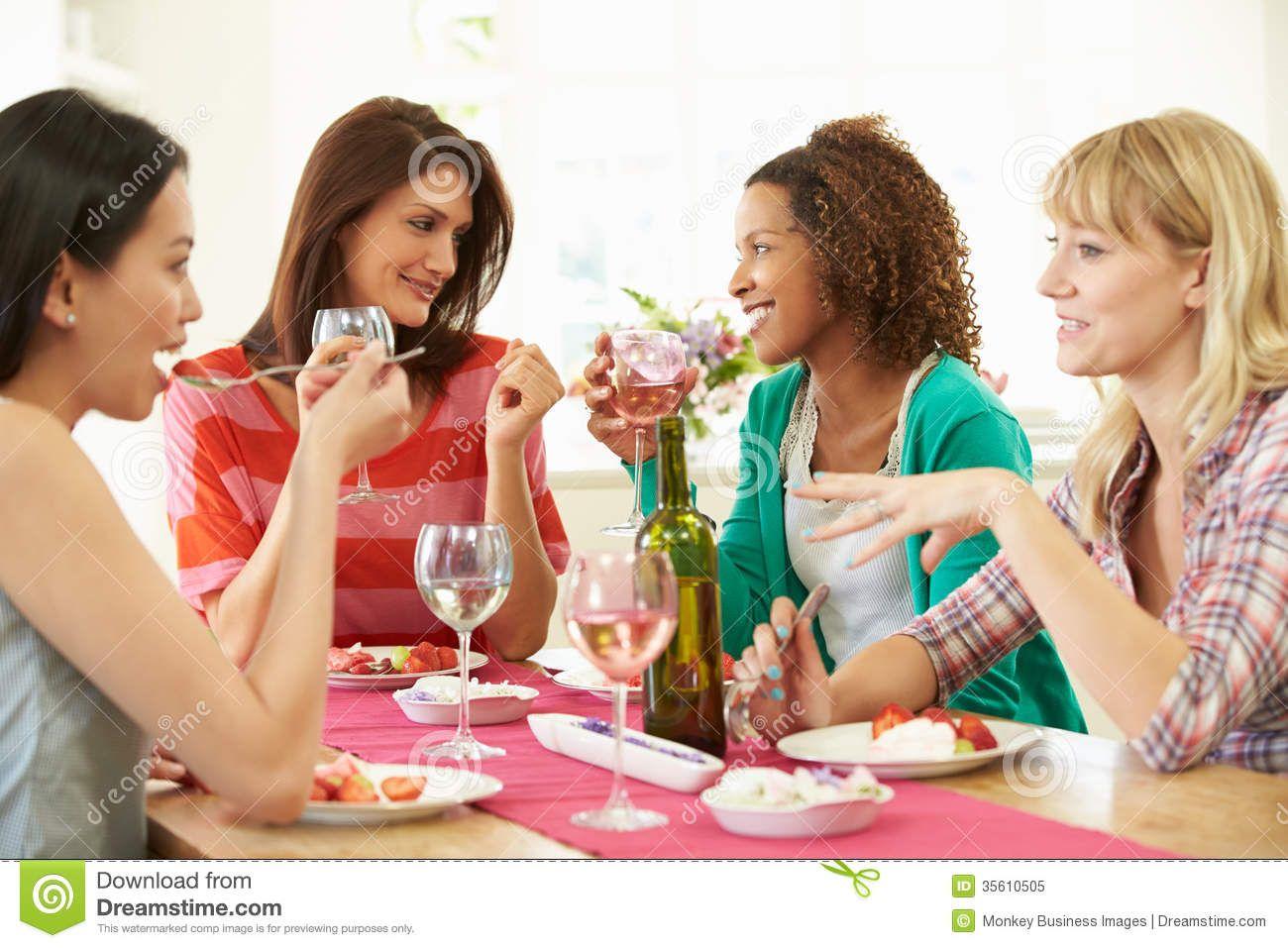 ladies around