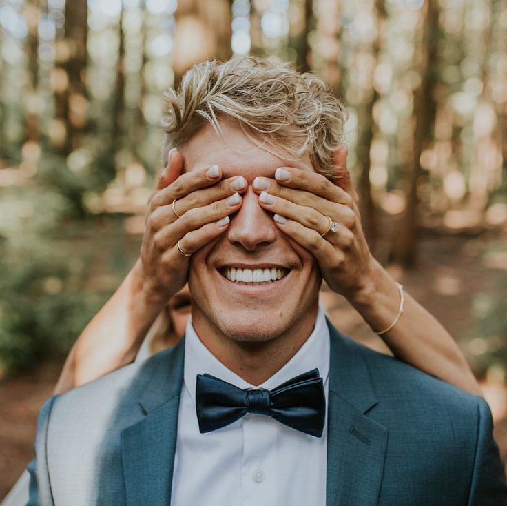 Nicolette Monson Photography on Instagram Guess whowedding photo ideas first look Many y Nicolette Monson Photography on Instagram Guess who